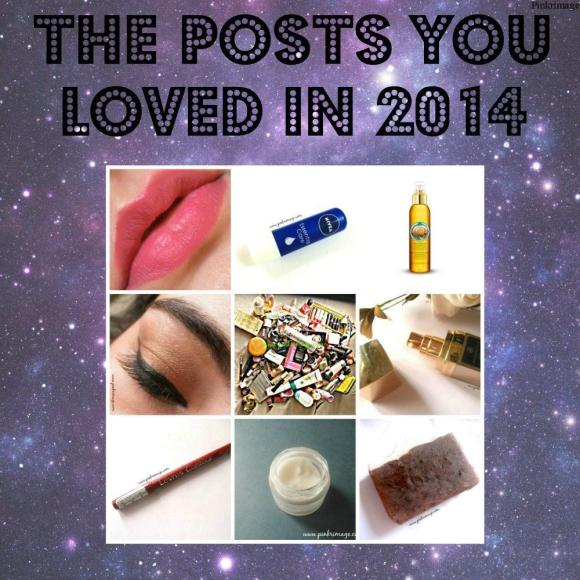 Best Posts of 2014: A thank you post for all the love!