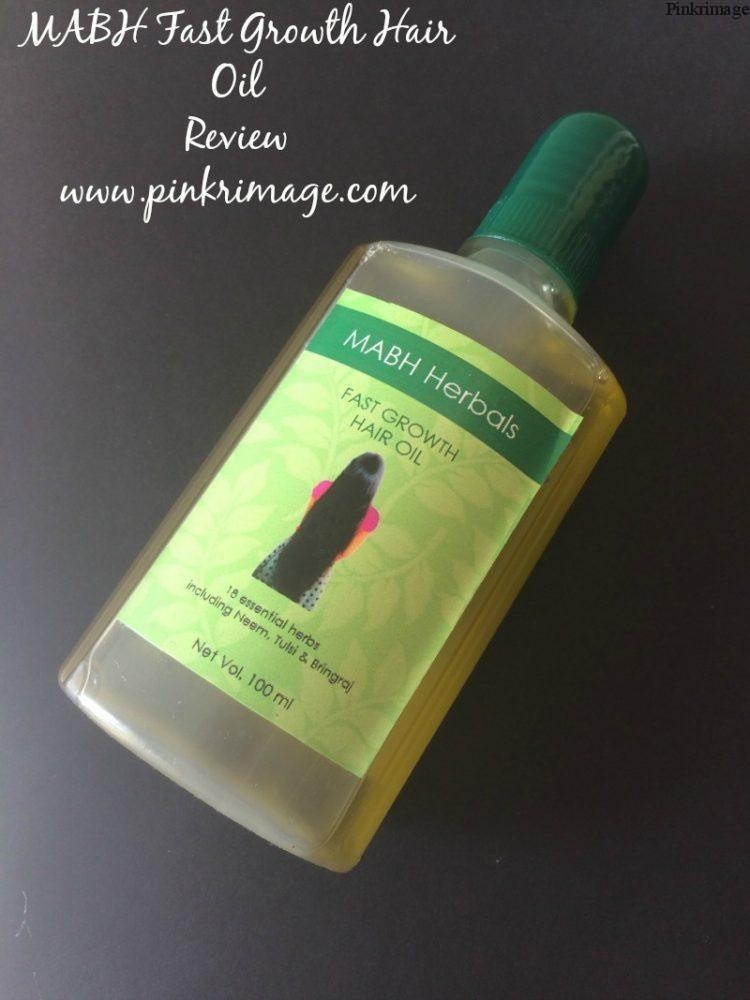 MABH Fast Growth Hair oil-Review