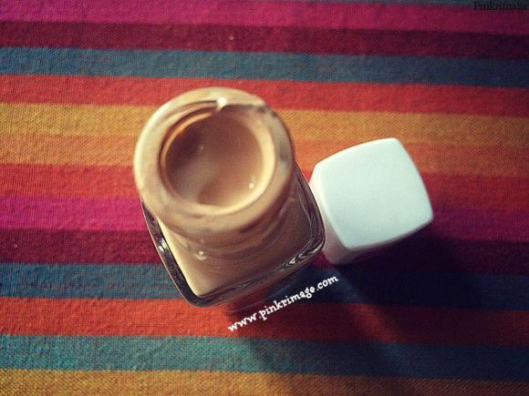 "Revlon Nearly Naked Foundation in ""Shell""- Review"