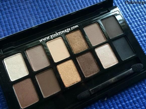 maybelline nudes eyeshadow pallette online