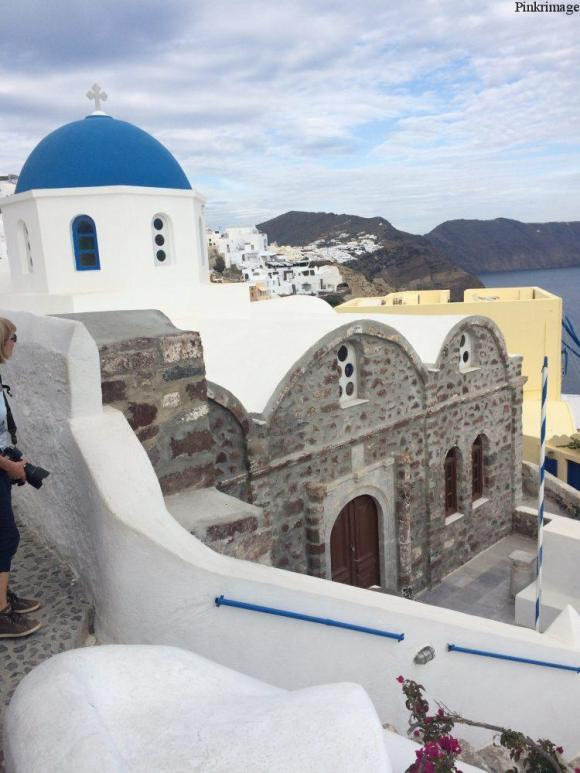 Dreamy Greece Trip: Part 1- Santorini Island