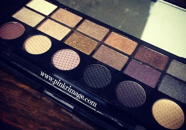Makeup Revolution Salvation Palette Girls on Film- Review