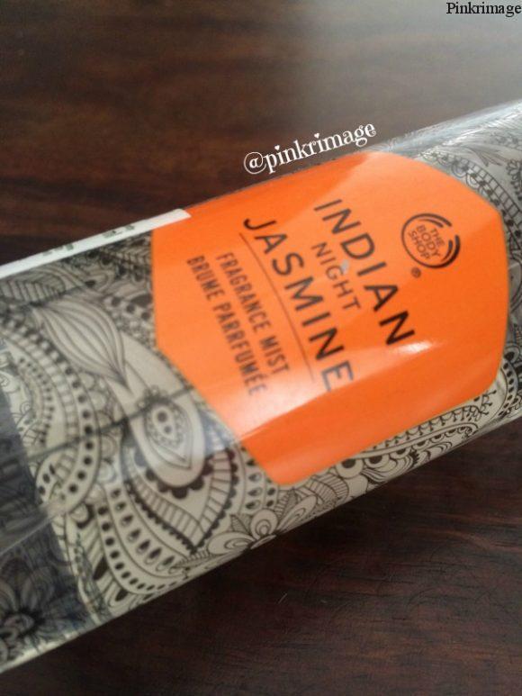 The Body Shop Indian Night Jasmine Body mist (3)