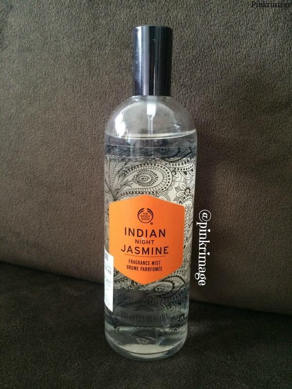 The Body Shop Indian Night Jasmine Body Mist – Review