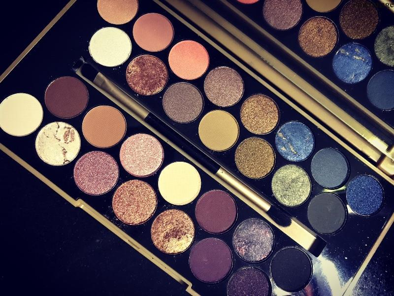Makeup Revolution Fortune Favours The Brave Eyeshadow Palette – Review