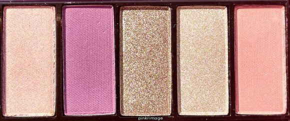 Faces Ultime Pro Eyeshadow Palette Rose – Review & Swatches