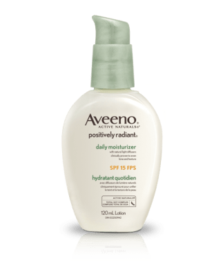 aveeno lotion for oily skin