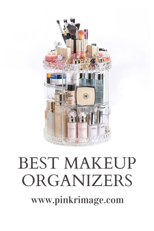 Ten Makeup Organizers to Keep Your Makeup in Place