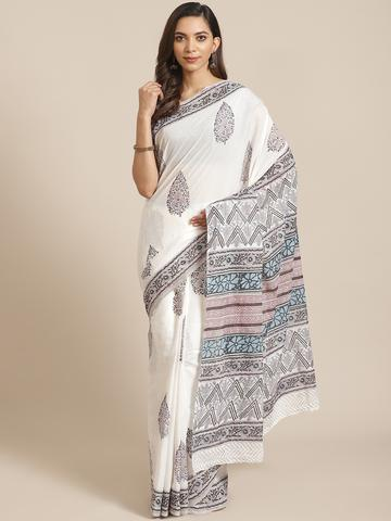 How To Style White Sarees : A Basic Guide