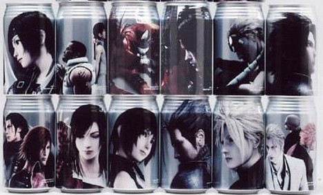 Final Fantasy Vii Potion