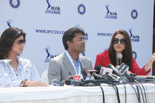 Gorgeous Preity Zinta at ipl auction 2009 65747