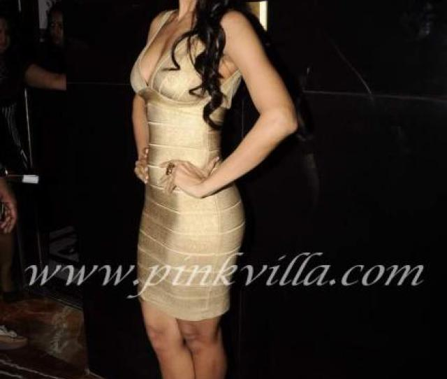 Malaika Seems To Have Lost Some Weight I Wish She Didnt Wear This Revealing A Bandage Dress To A Product Launch Event