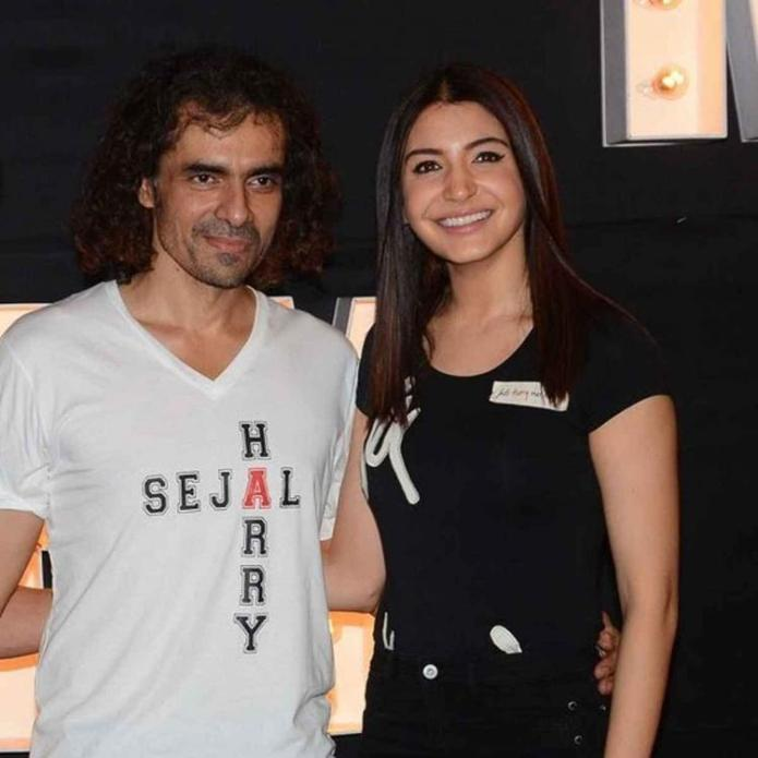 Anushka Sharma has a thoughtful birthday wish for Imtiaz Ali: May you always find the best stories to tell