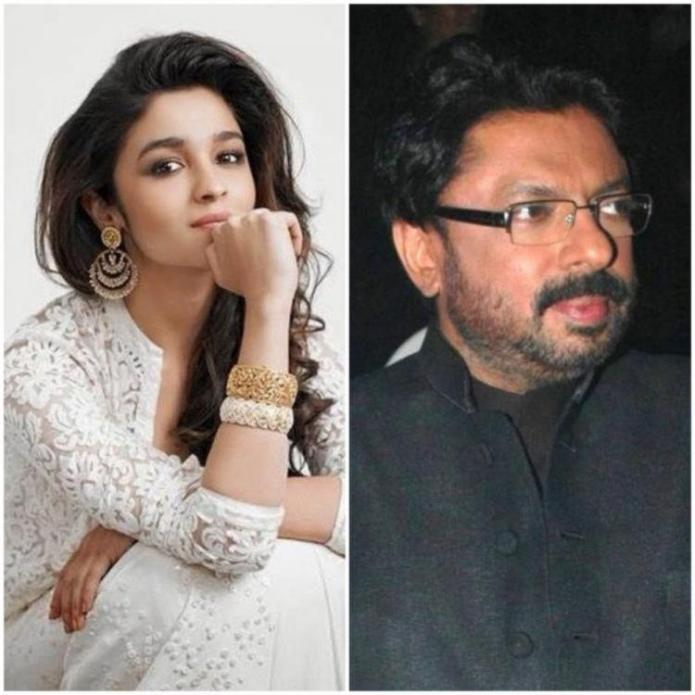 Sanjay Leela Bhansali OFFICIALLY ropes in Alia Bhatt for Gangubai Kathiawadi and announces the release date