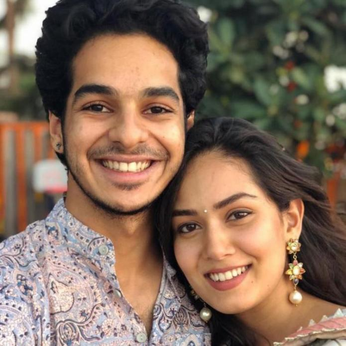 entertainment Ishaan Khatter showers birthday love on Shahid Kapoor's wife Mira Rajput with an adorable photo; Take a look