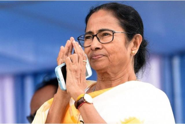 CM Mamata Banerjee denies connection with any biopic