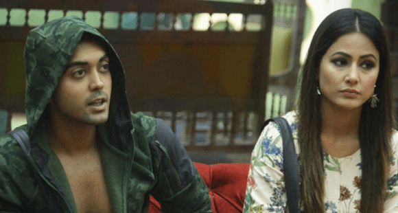 Hina Khan and Luv Tyagi's friendship seems to have gone ...