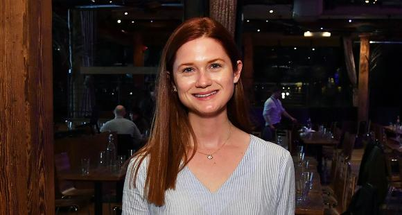Bonnie Wright aka Ginny of Harry Potter fame shares a robust message