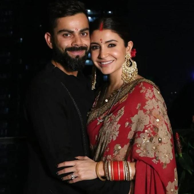 How Anushka Sharma aces her saree looks for every occasion