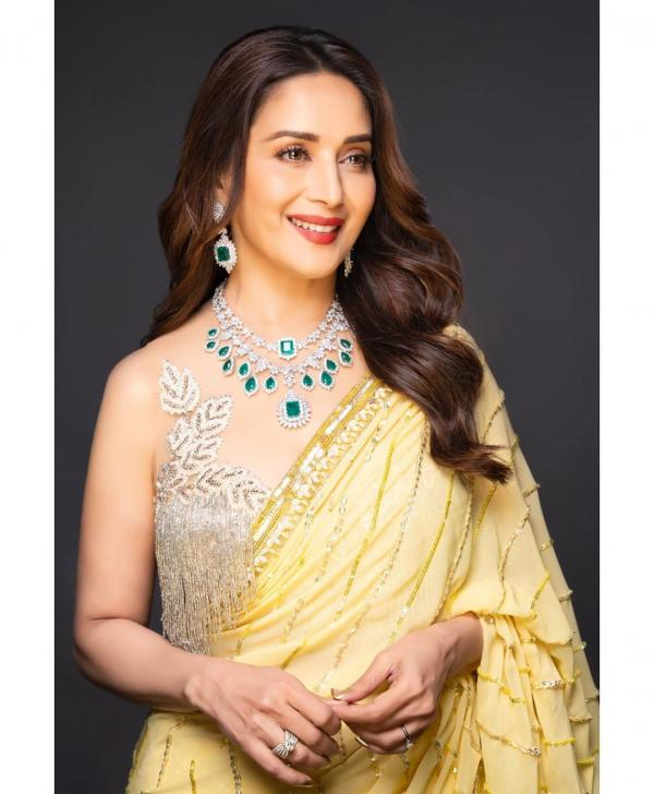 Image result for Madhuri Dixit is elegance personified as she proves that age is just a number yet again