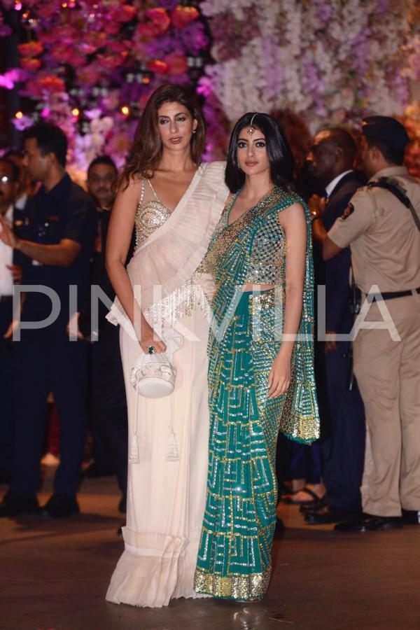 Akash Ambani Shloka Mehta Engagement Party Shweta
