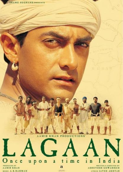 Lagaan - Bollywood sports movie