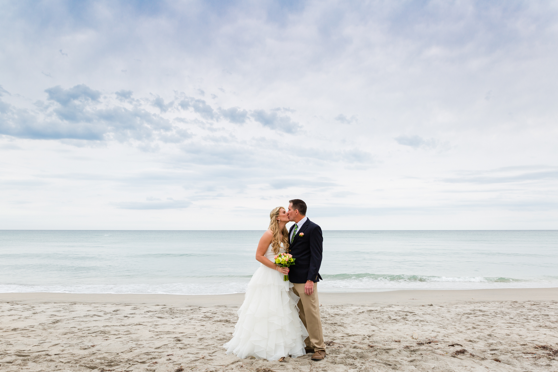 Allison & Wayne's Delray Beach Wedding