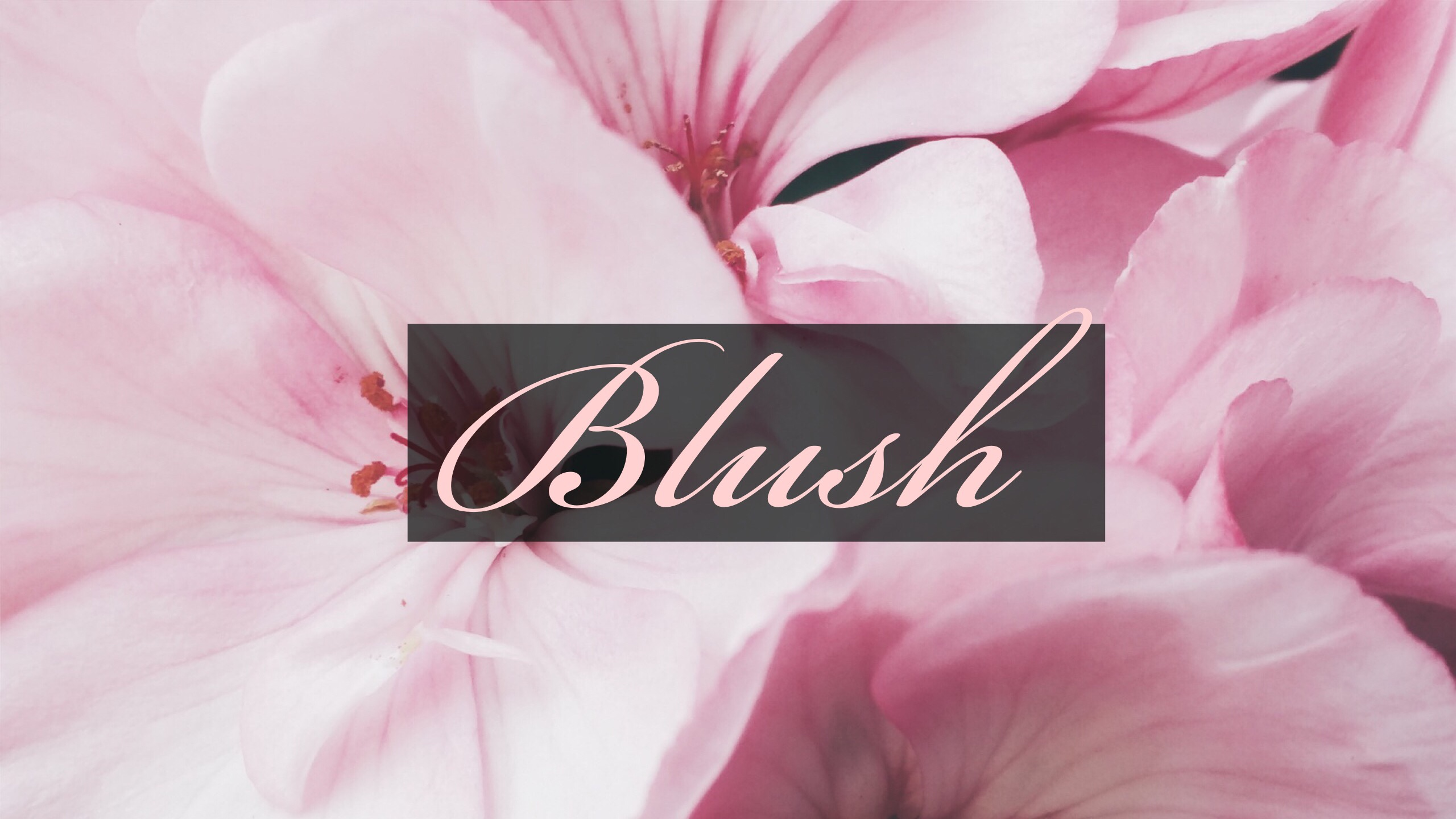 Blush Package