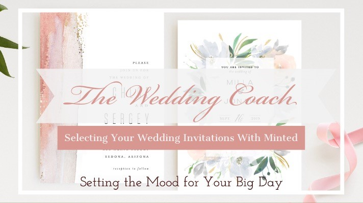 Minted Wedding Website.Selecting Your Perfect Wedding Invitations With Minted Pink Wasabi
