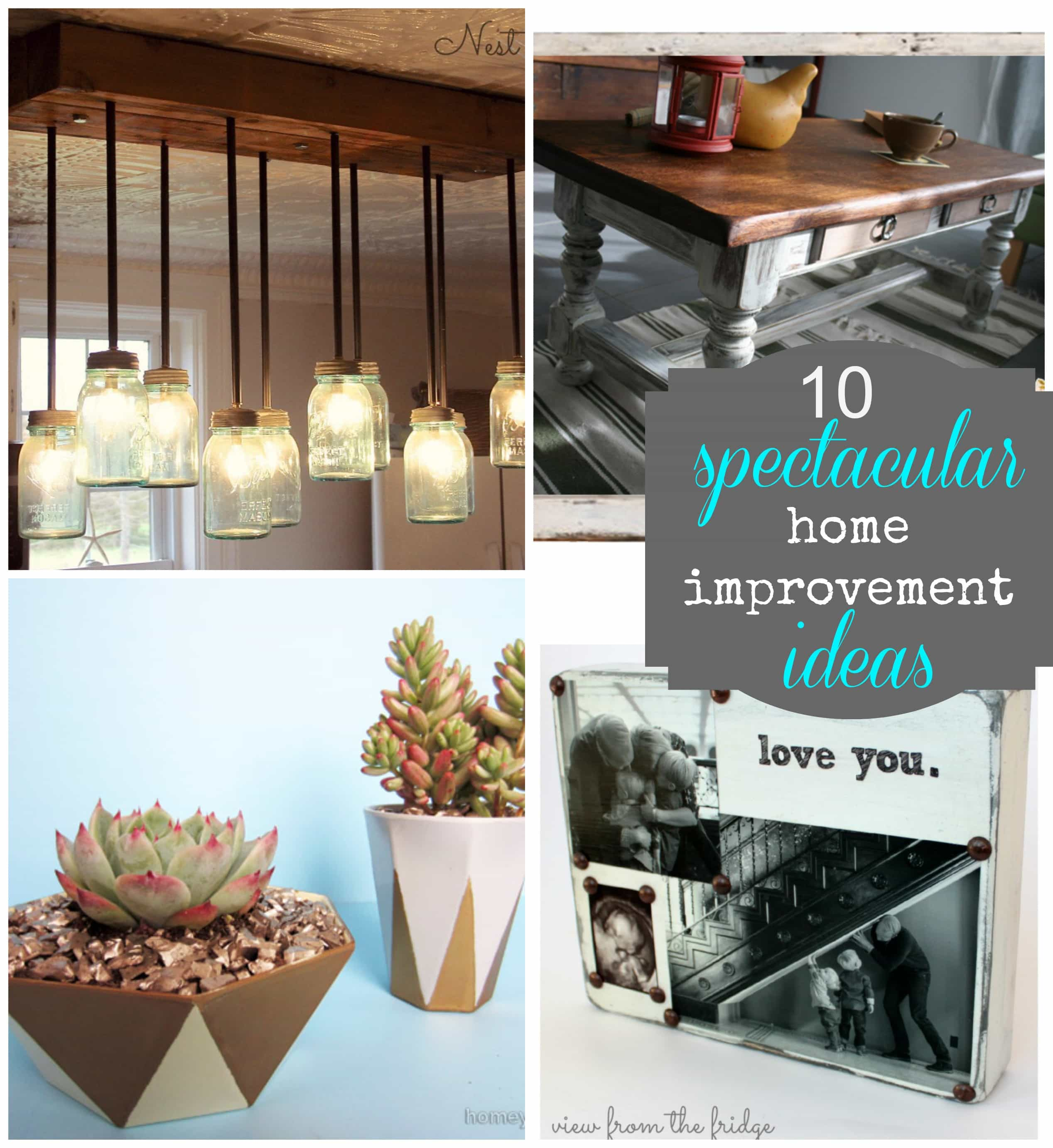 10 Spectacular Diy Ideas Pinkwhen