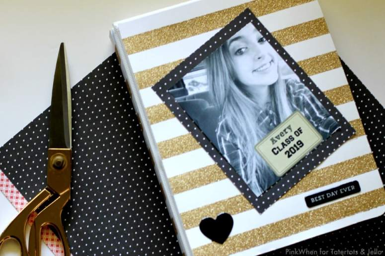 High School Diary Project | PinkWhen for Tatertots & Jello