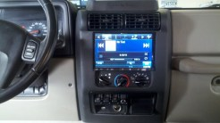 Jeep Wrangler Audio