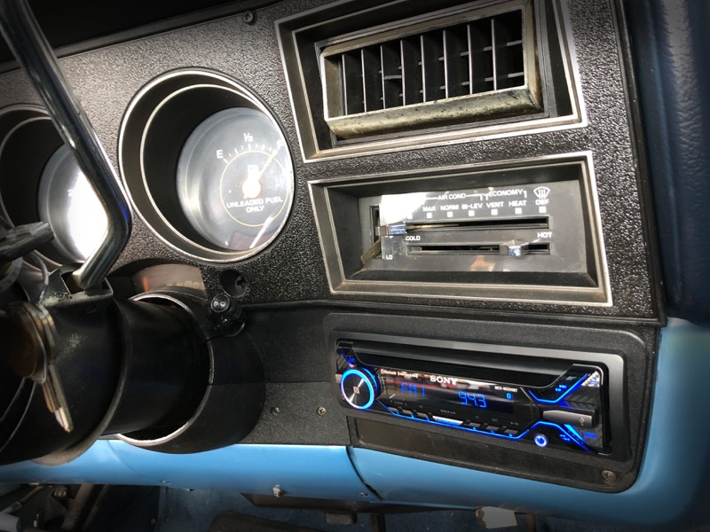Chevy Radio
