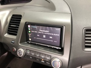 Honda Civic CarPlay