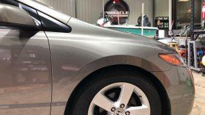 Honda Civic CarPlay