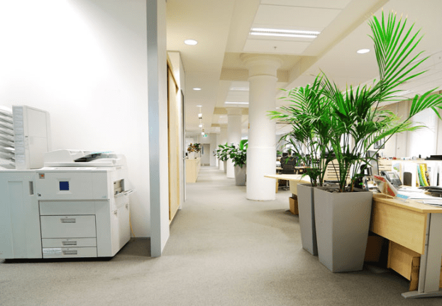 Professional Office Cleaning Benefits