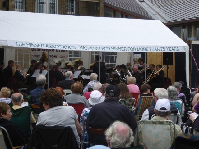 Grimsdyke Brass on 31 July