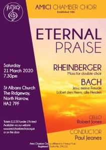 Amici Chamber Choir - Spring Concert