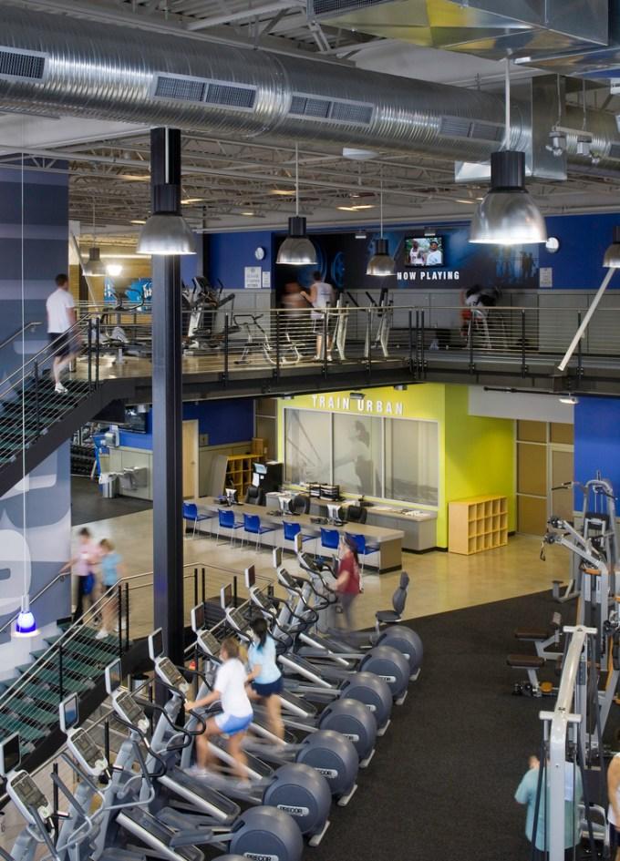 La Fitness Graceland : fitness, graceland, Fitness, Columbus, FitnessRetro