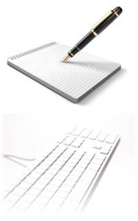 Penna o tastiera?