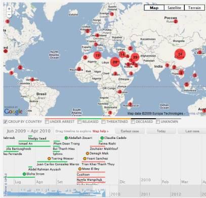 La-mappa-dei-blogger-perseguitati