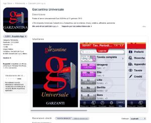 Gazantina Universale per iPhone