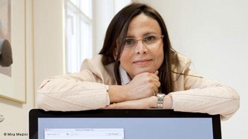Mira Mezini, ordinario di informatica della Technische Universität Darmstadt