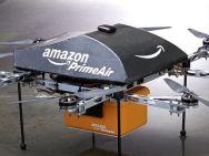 Per la consegna con il drone, invece, si dovrà ancora attendere