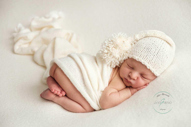sessione fotografica Newborn del fotografo Pino Galasso