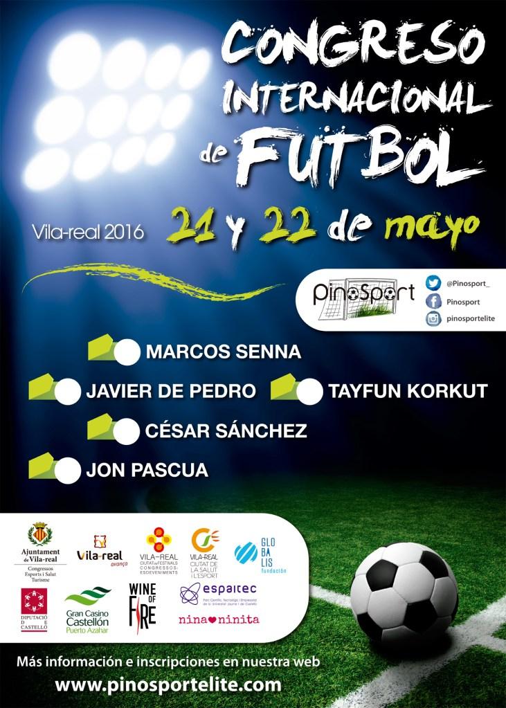 III Congreso Internacional de Fútbol 2016
