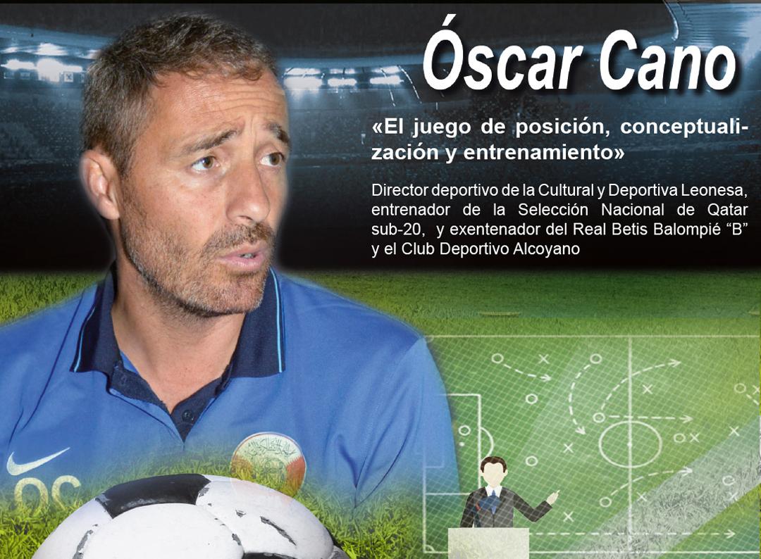 Oscar Cano - Director Deportivo - Entrenador - Seleccionador de Qatar