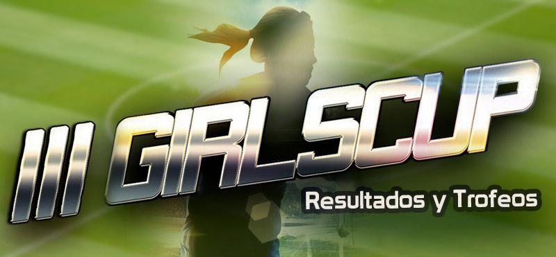 Resultados i Trofeos GirlsCup 2018