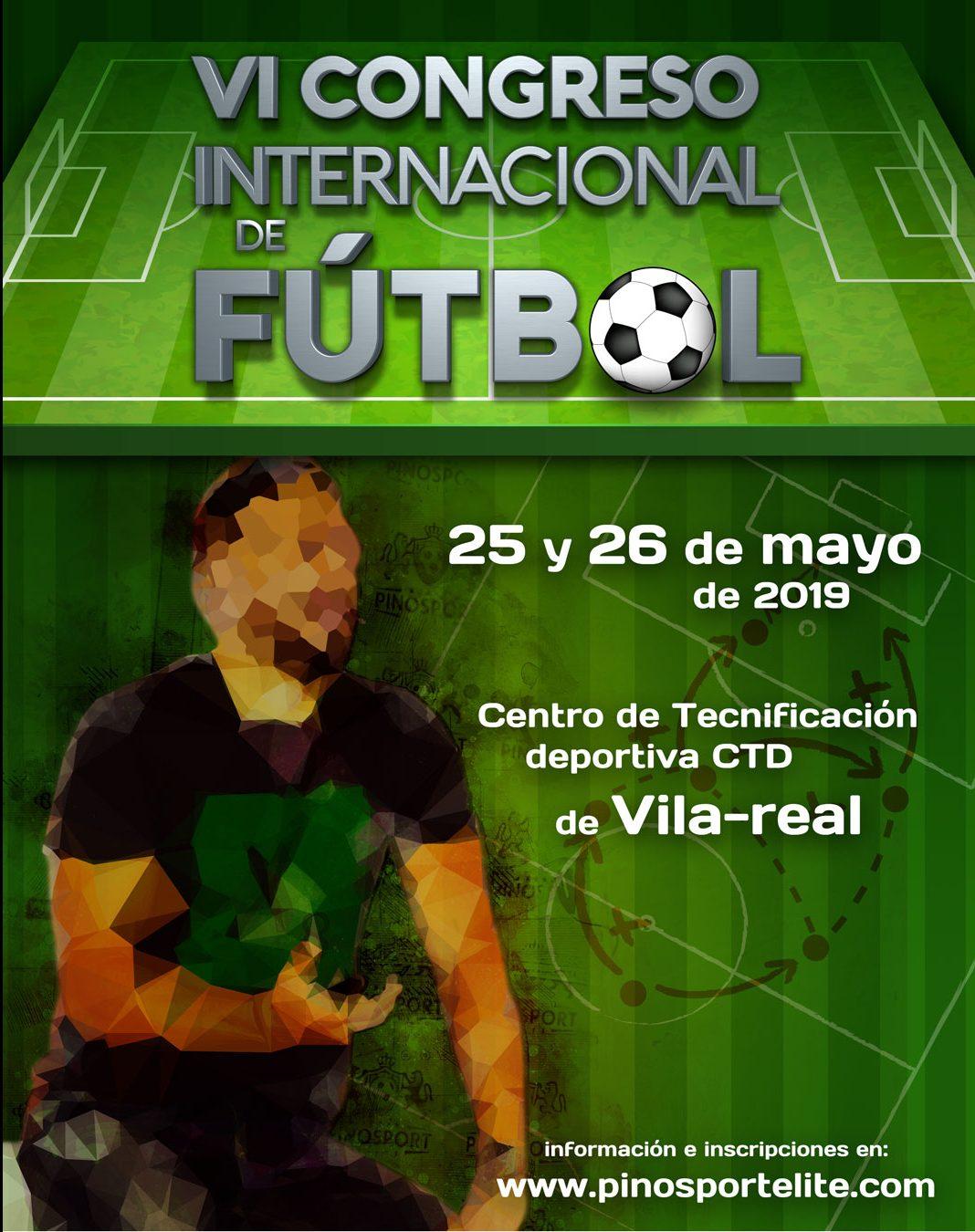VI Congreso Internacional de Fútbol 2019