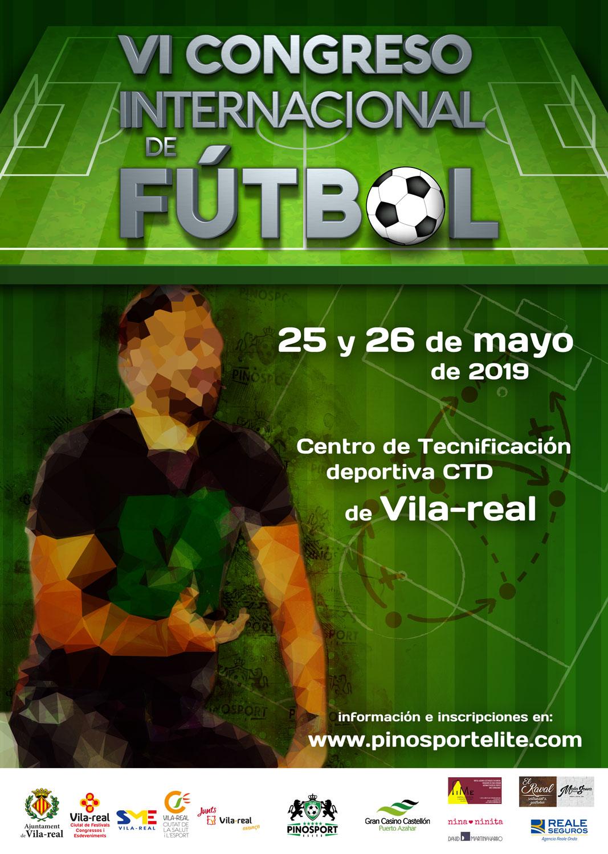VI Congreso Internacional de Futbol 2019